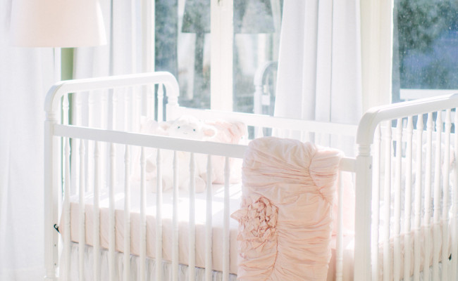 Erin King Interiors: SAN FRANCISCO NURSERY – Custom Nursery Design