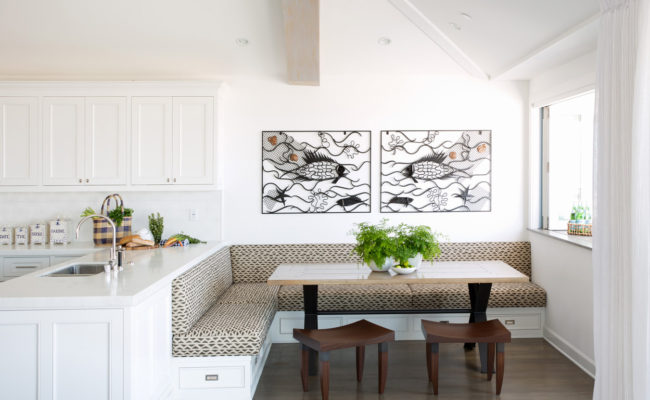Erin King Interiors: MANHATTAN BEACH PROJECT – Custom Kitchen Design