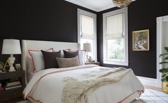Erin King Interiors: SAN FRANCISCO BEDROOM REMODEL – Custom Bedroom Design
