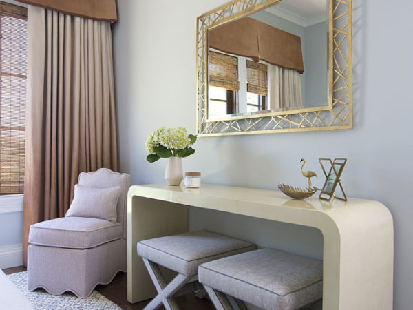Erin King Interiors:  OAKVILLE BEDROOM REMODEL - Custom Bedroom Design